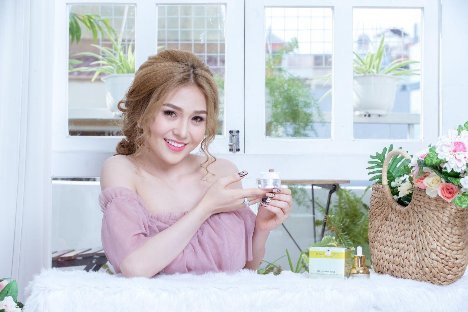 Kem Trị Mụn, Đặc Trị Ngăn Ngừa Mụn Princess White | Princess Beauty