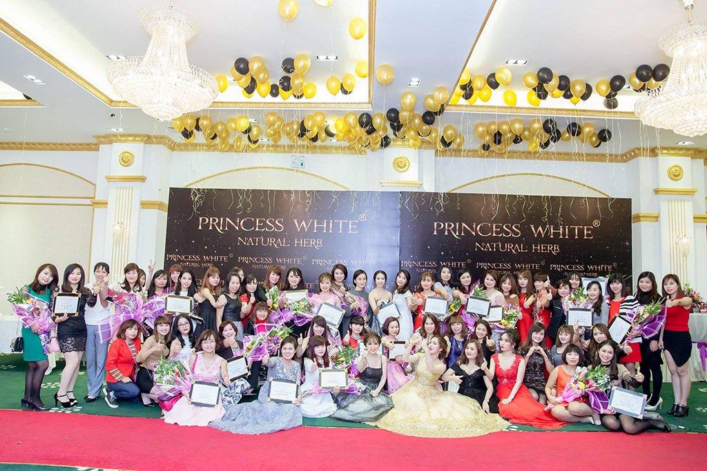 Các hoạt động sự kiện của Princess Beauty