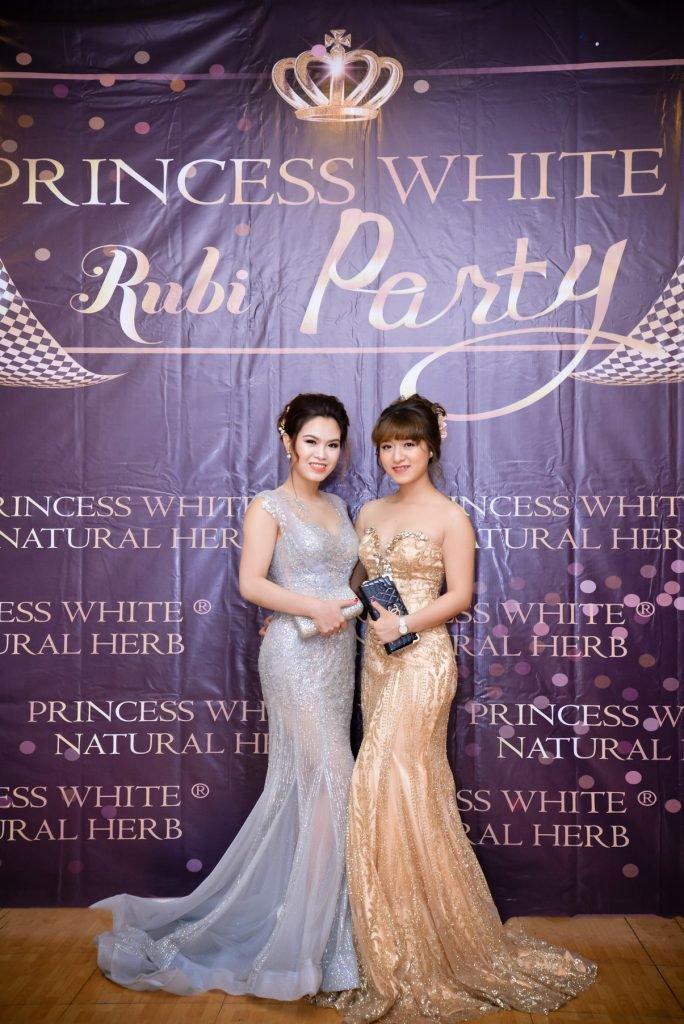Nhà phân phối Tú Rubi và đại diện Princess White - CEO Lã Thị Bích